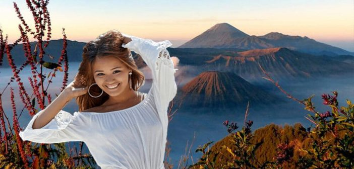 How to meet Indonesian girls in Java
